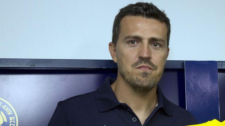 Oscar Garcia: Due to take charge at AMEX Stadium