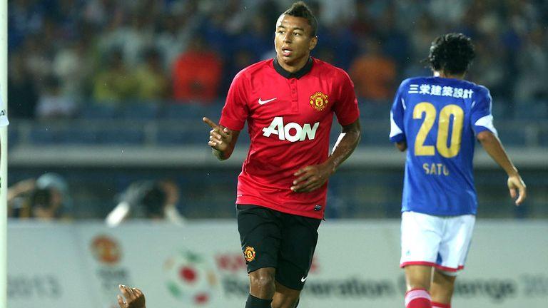 Jesse Lingard: Scored both United goals