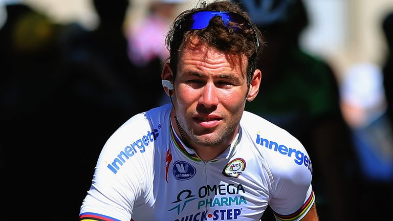 Mark Cavendish: made the comments in his new autobiography