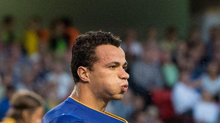 Leandro Damiao: Brazil international has joined Santos from Internacional