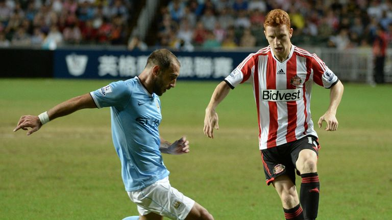 Jack Colback: A vital cog on Sunderland's midfield last season but yet to commit his long-term future to the club.