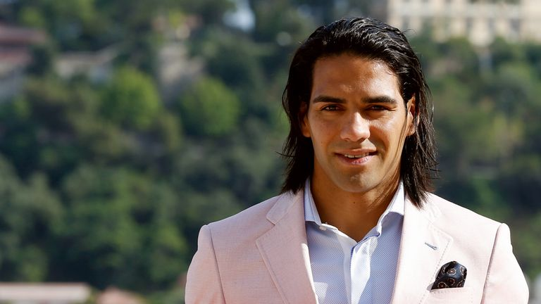 Radamel Falcao: Denies false reports that suggest he is 29