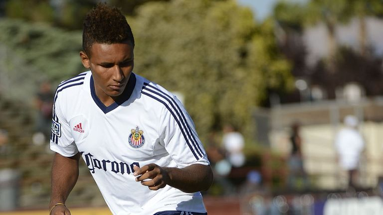 Juan Agudelo: Available as a free agent