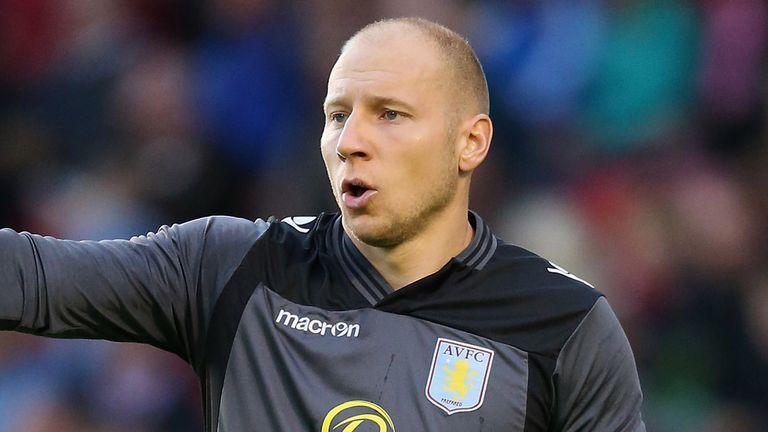 Brad Guzan: Has helped Aston Villa recover well from slow start
