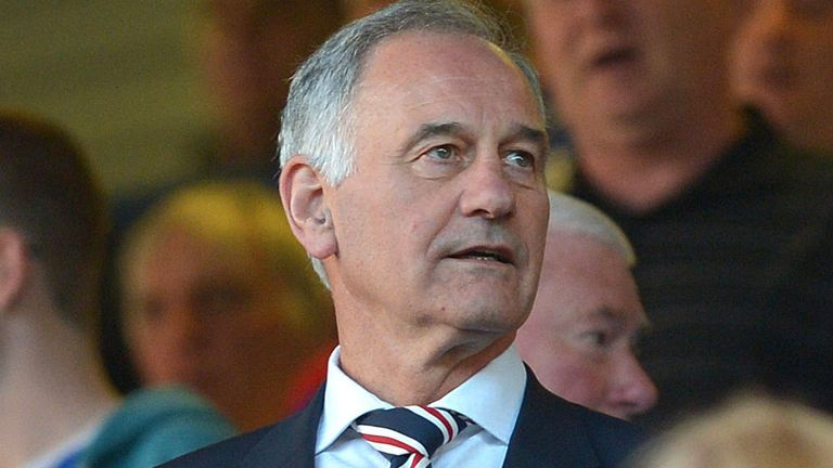 Charles Green: Former Rangers chief executive