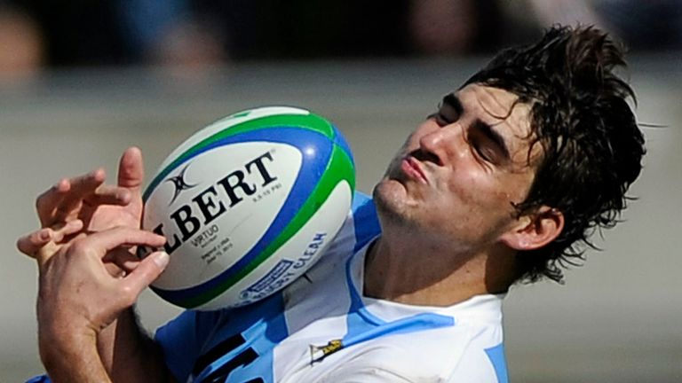 Pablo Matera: Not guilty of eye gouging allegation