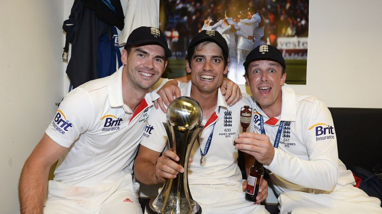Ashes: We break down the performances of the England players during the 2013 Ashes series