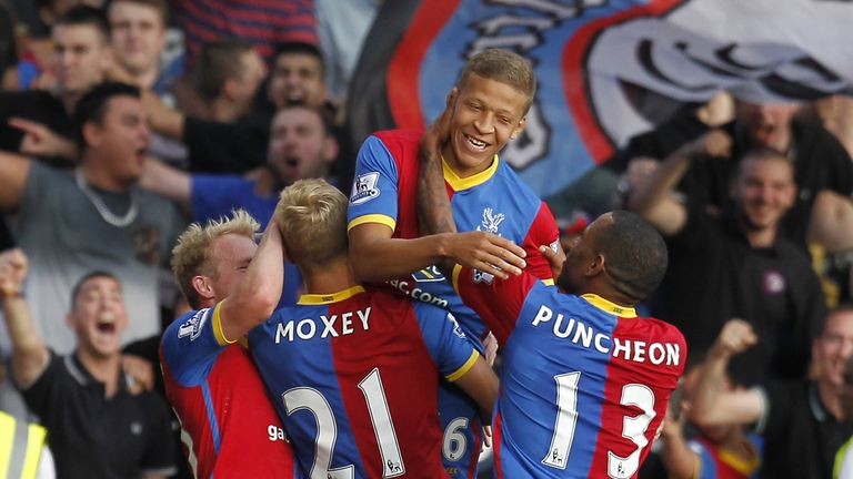 Crystal Palace: need a win to keep survival bid realistic, says Merse
