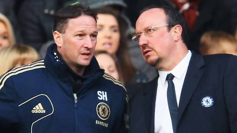 Steve Holland: Assisted Rafa Benitez last season at Chelsea