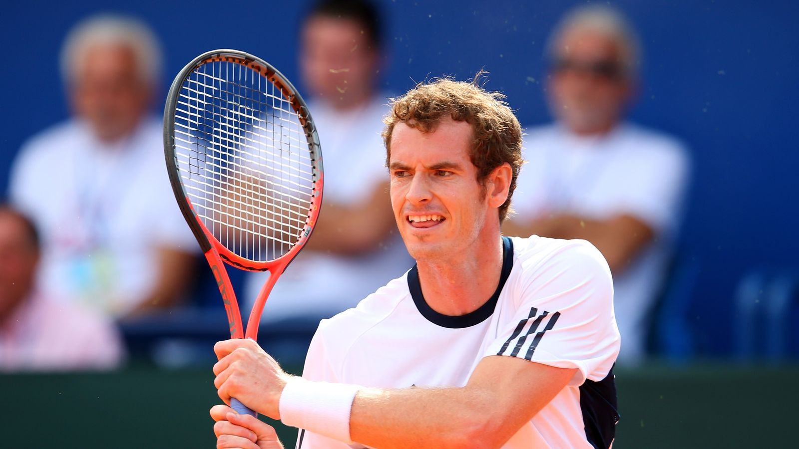 Davis Cup: Andy Murray makes winning return, GB all-square after day ...
