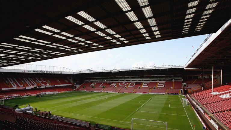 Bramall Lane: Home to the Blades