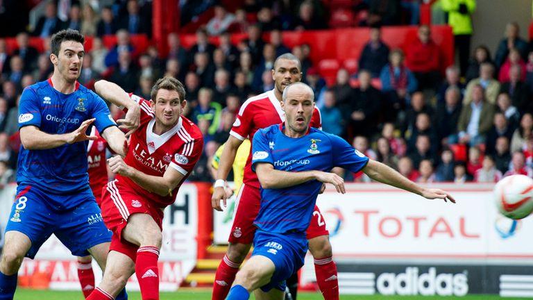 Scott Vernon: Goal ends Thistle's unbeaten start to the season