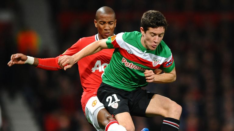 Ander Herrera: Proposed move to Old Trafford is off