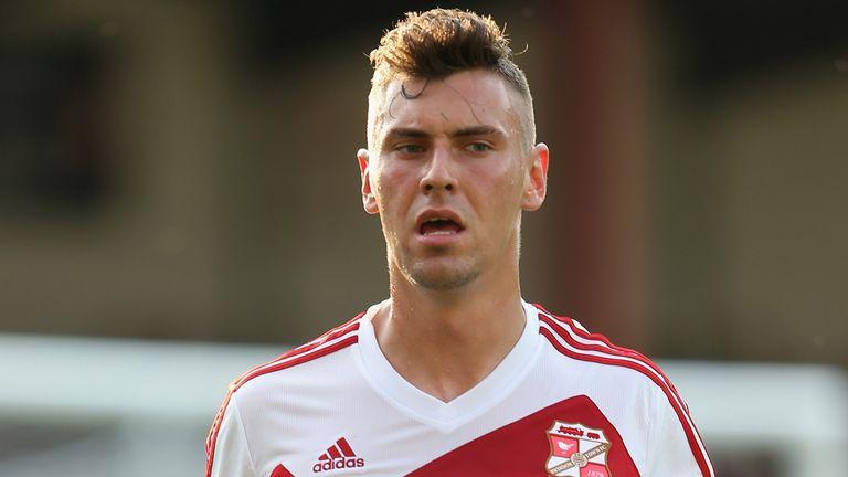 Grant Hall: Spent last season on loan at Swindon