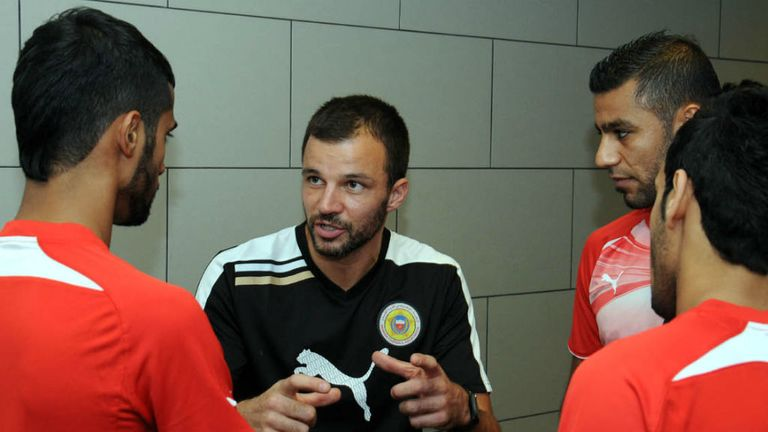 Anthony Hudson: Set to lead Bahrain at 2015 Asian Cup