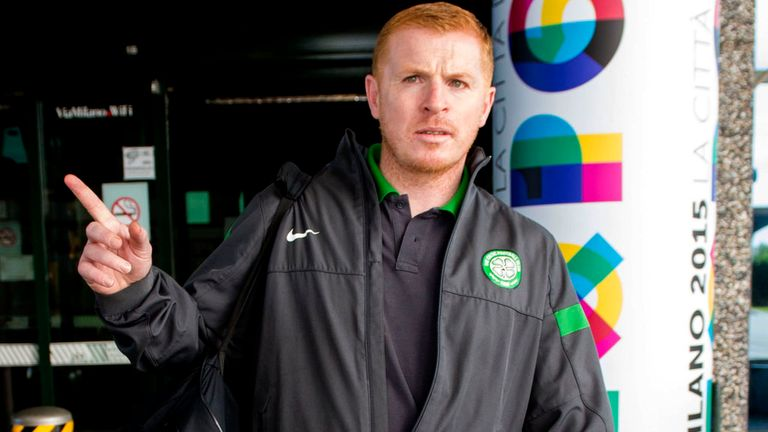 Neil Lennon: Looking at trialist Nicolas Mezquida
