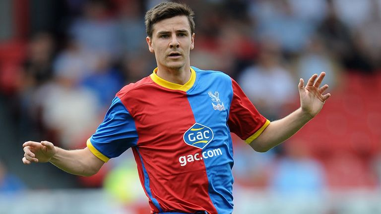Owen Garvan: Crystal Palace midfielder joins Millwall on loan
