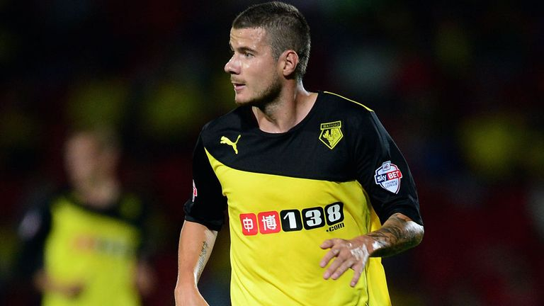 Daniel Pudil: Grabbed the winner for Watford