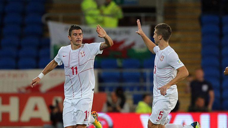 Aleksandar Kolarov: Manchester City man was on target against Macedonia