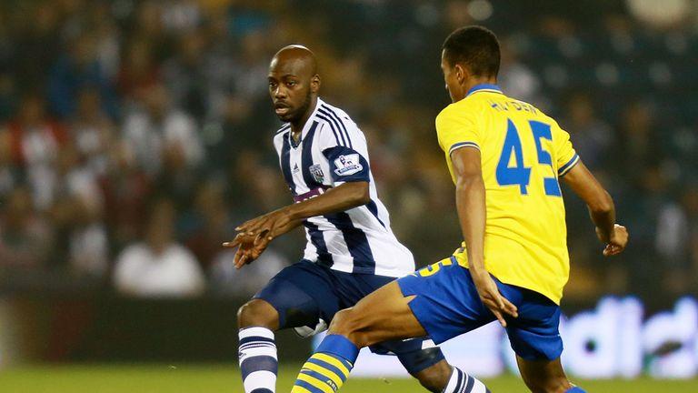 Youssouf Mulumbu: Had a half-volley saved by Fabianski