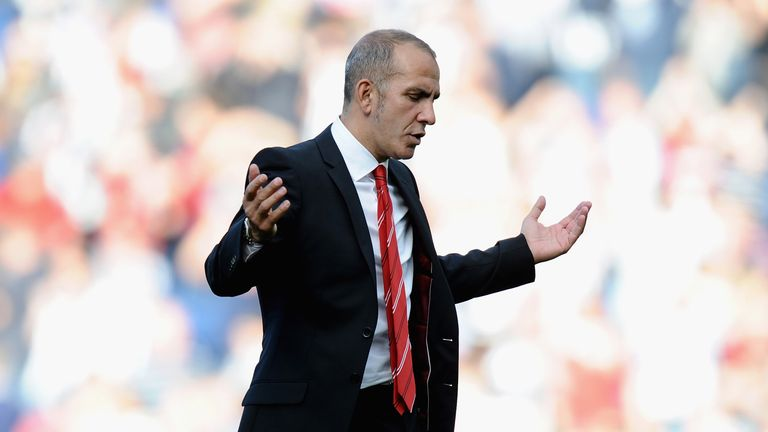 Paolo Di Canio: Turbulent reign at Sunderland