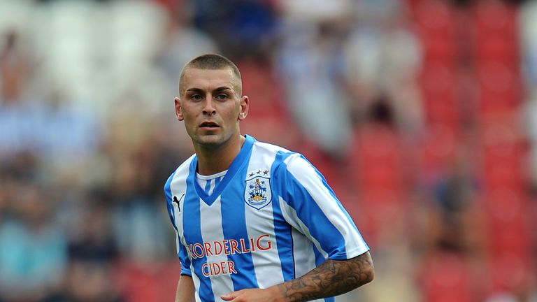 Jack Hunt: Yet to play a game for Crystal Palace