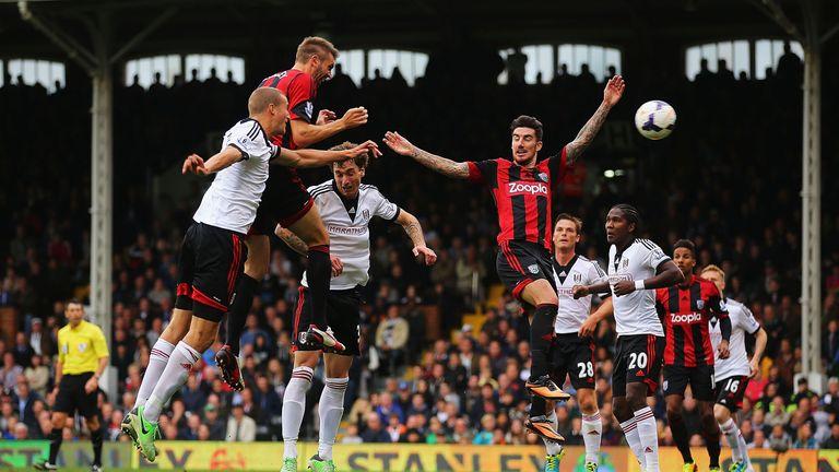 Gareth McAuley: Heads home West Brom's late equaliser