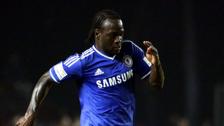 Victor Moses: Close to sealing loan move