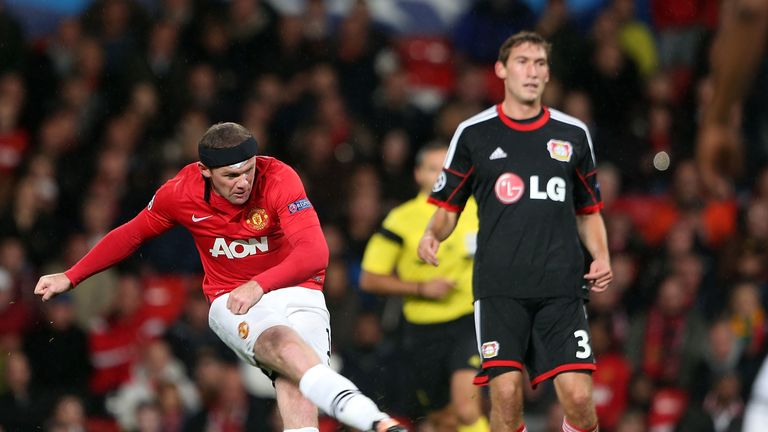 Wayne Rooney: Honoured to have scored 200 goals for Manchester United and grateful to fans