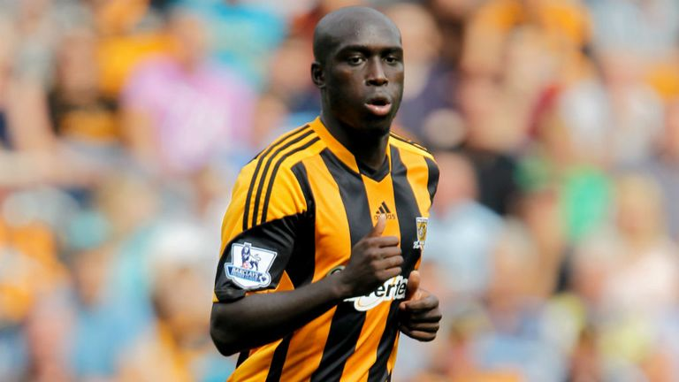 Yannick Sagbo: Hopeful of adding to his goal tally