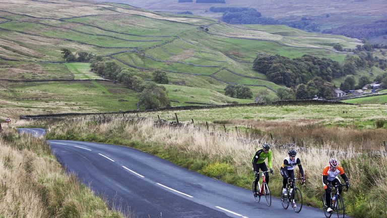 The Tour de France will visit some of Yorkshire's most scenic locations (Picture: www.yorkshire.com)