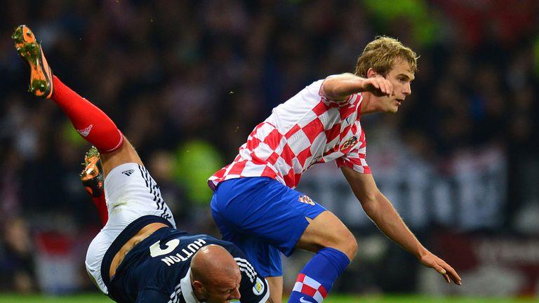 Ivan Strinic: Target for West Ham
