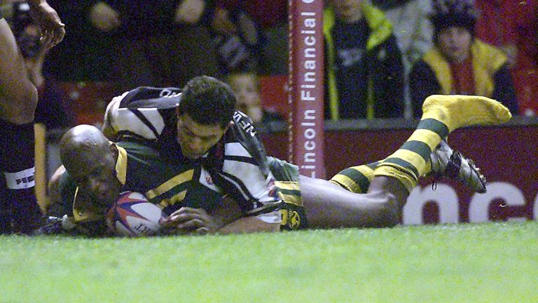 Sailor scored a try in the 2000 Rugby League World Cup final as Australia proved victorious