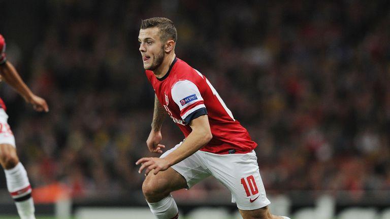 Jack Wilshere: Arsenal midfielder was photographed smoking