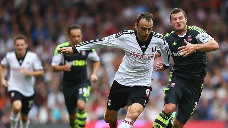 Dimitar Berbatov: Fulham striker reported to be wanted in Turkey