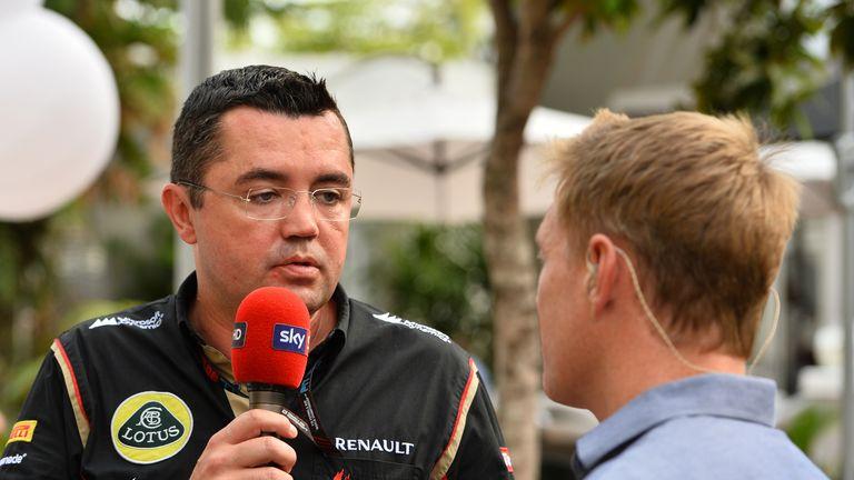 "Eric Boullier: Reckons Maldonado needs ""proper support"""