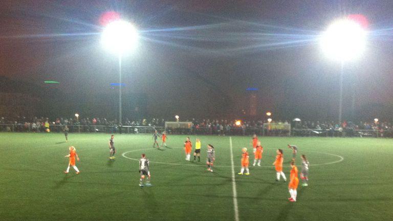Glasgow City take on Standard Liege