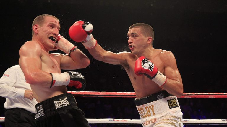 Lee Selby (R): Started slowly against Ryan Walsh but was a comfortable winner
