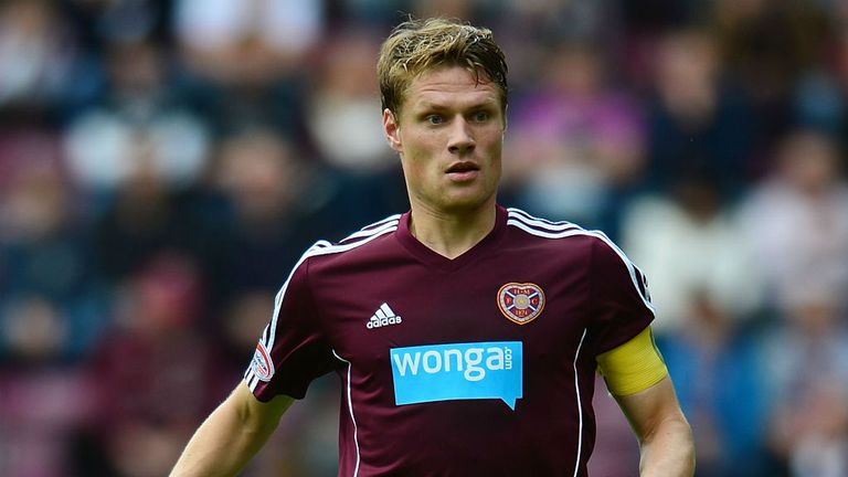 Marius Zaliukas: Has been in the free agent pool since leaving Hearts