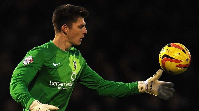 Nick Pope: Back at The Valley