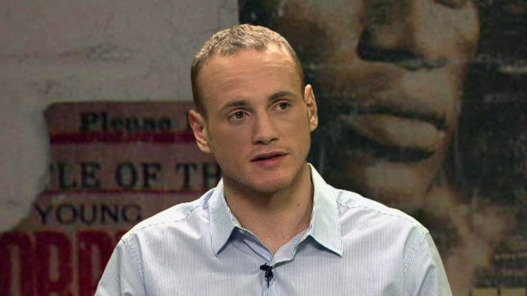 Groves: Adamant talks over Froch fight will continue