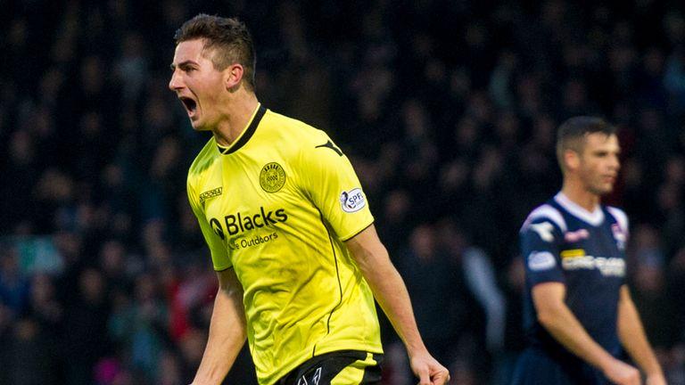 Kenny McLean: Scored St Mirren's opener against Ross County