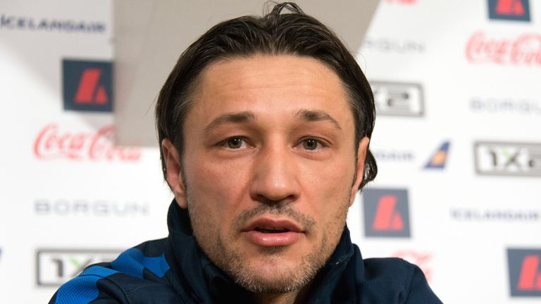 Niko Kovac: Showing promise as Croatia's manager in a World Cup year