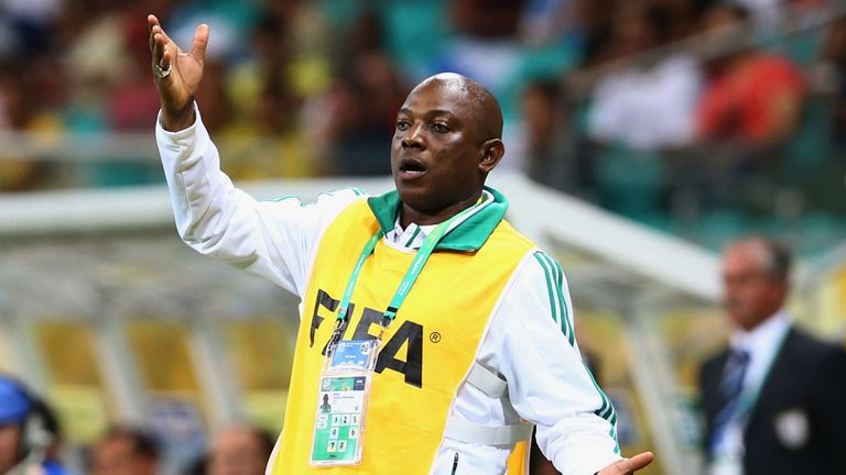 Stephen Keshi: Ready for Ethiopia