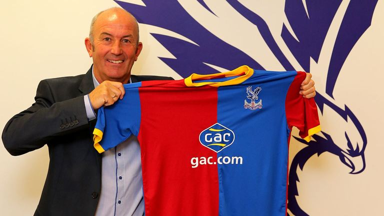 Tony Pulis says he remains as ambitious as ever