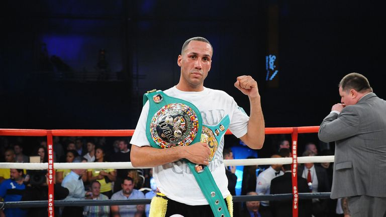 James DeGale: Hoping to move into world title picture (Image: leighdawneyphotography.com)