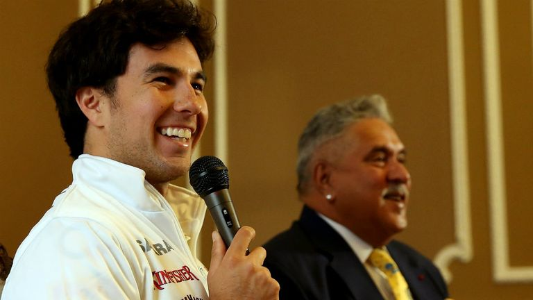 Sergio Perez: Looking forward to life at Force India