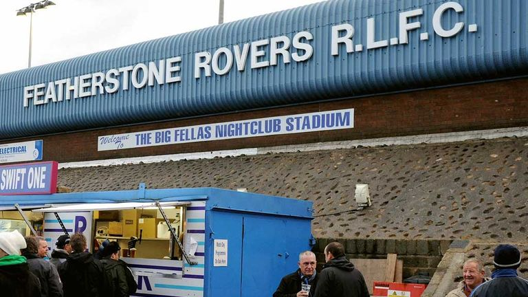 "Featherstone Rovers: ""Racism has no place in sport"""