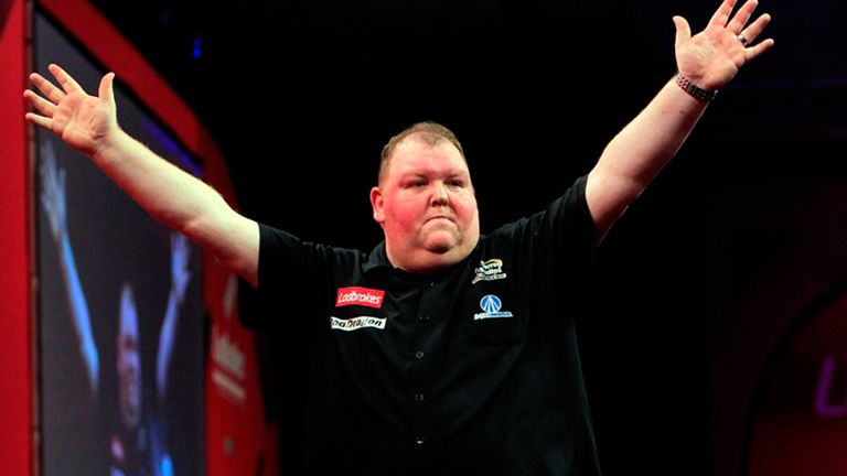 In 2008, Henderson became British Open champion
