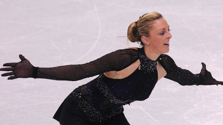 Experienced British figure skater Jenna McCorkell named in Team GB squad for Sochi